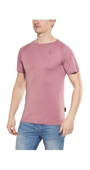 Edelrid Kamikaze Kortærmet T-shirt Herrer violet